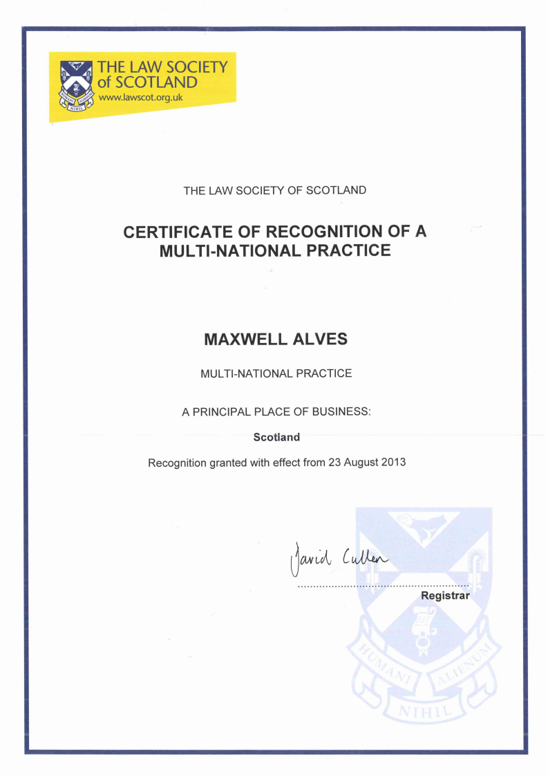 how to get a practising certificate