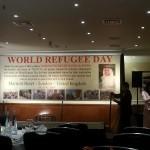 2013 UN World Refugee Day award pic1 20/06/13