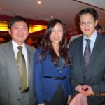 Dr Ruifang Fan and Catherine Zhao & Daniel Cheung from Maxwell Alves – 26/02/2013