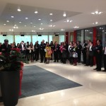 """The seminar took place at Bank of China's prestigious head office"""