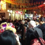 2.3 Traditional celebration for the Chinese New Year 26/02/2013