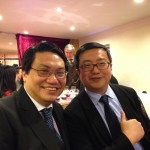 2.7 Dr Alan Ma and fellow guest - 26/02/2013