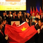 Celebration of 64th National Day of PRC_5